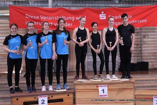 BaWü 2020 4er Kunstrad Junioren offen