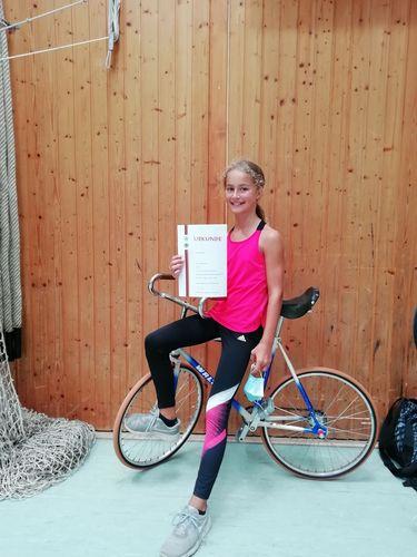 DM Kunst- und Einradsport U15