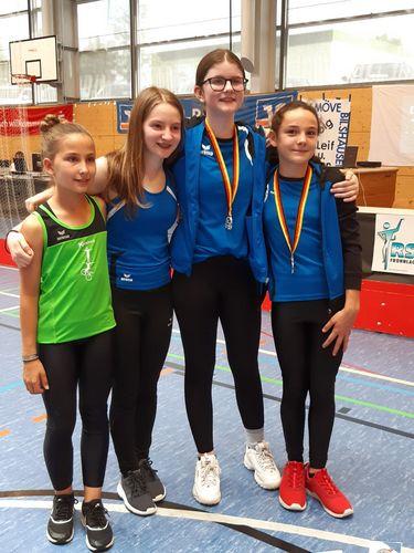 DM U15 Hallenradsport 2019