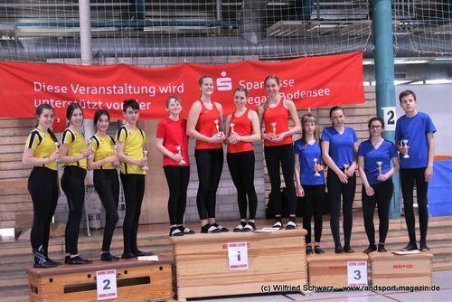 BaWü 2020 4er Einrad Junioren offen
