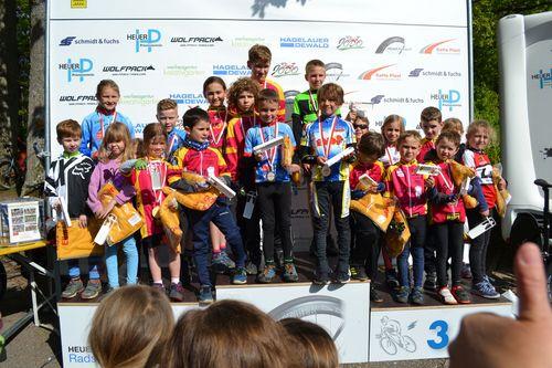 """""""Schwalbe"""" Radsport-Aktionen für Kinder"""